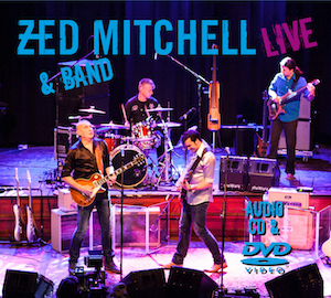 Zed Mitchell LiveKopie